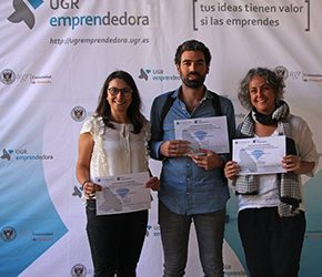TESELA receives the 3rd prize in the 6th University Entrepreneurship Competition 2016