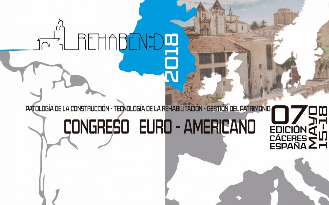 TESELA en el congreso Euro-Americano REHABEND 2018