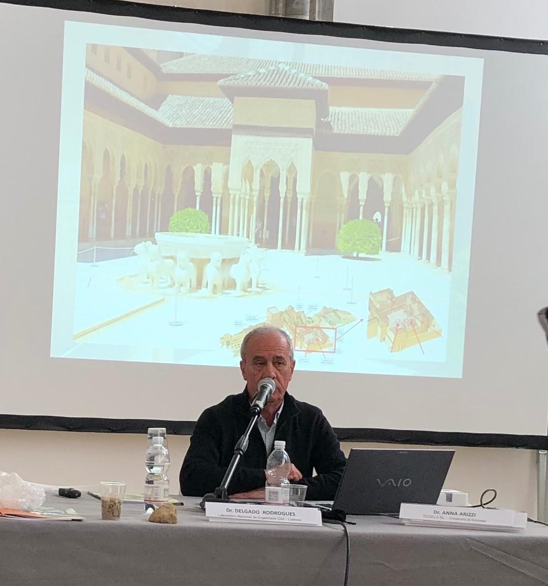 Eduardo Sebastián - Studio dell'efficacia dei trattamenti di bio-consolidamento (2)