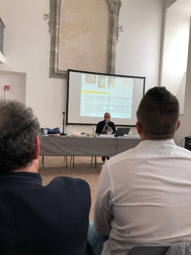 Eduardo Sebastián - Studio dell'efficacia dei trattamenti di bio-consolidamento
