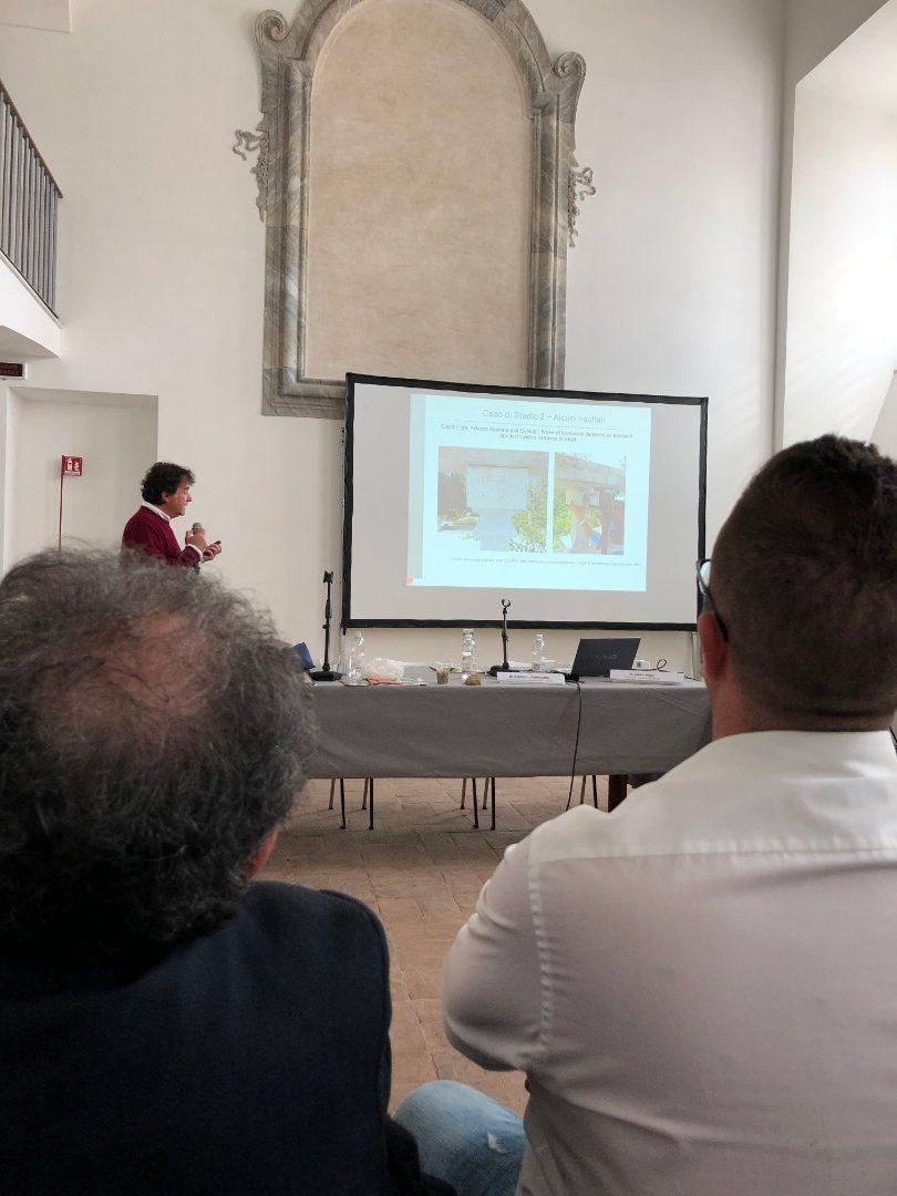 Nuno Proença (NCRestauro) - Esperienze di bio-consolidamento in Portogallo (3)