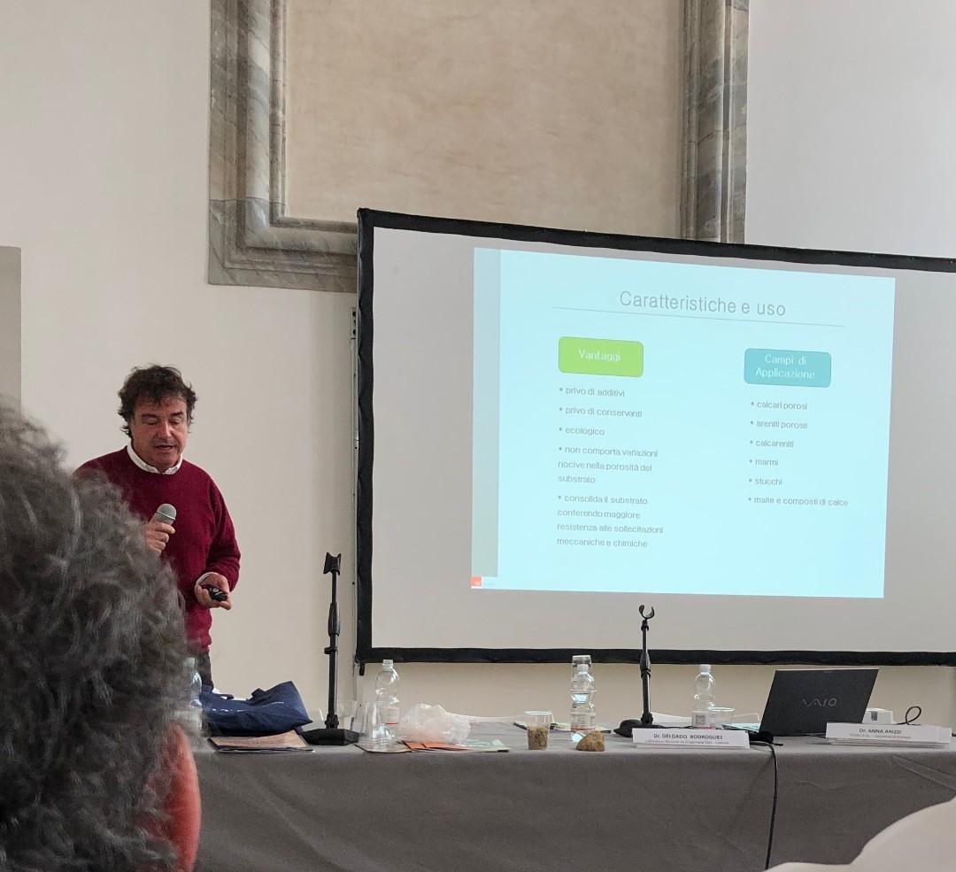 Nuno Proença (NCRestauro) - Esperienze di bio-consolidamento in Portogallo (4)