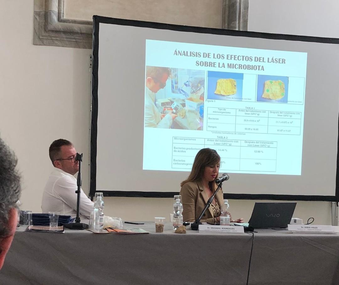 Pepe Cabello (KBYO) - Esperienze di bio-consolidamento in Spagna (1)