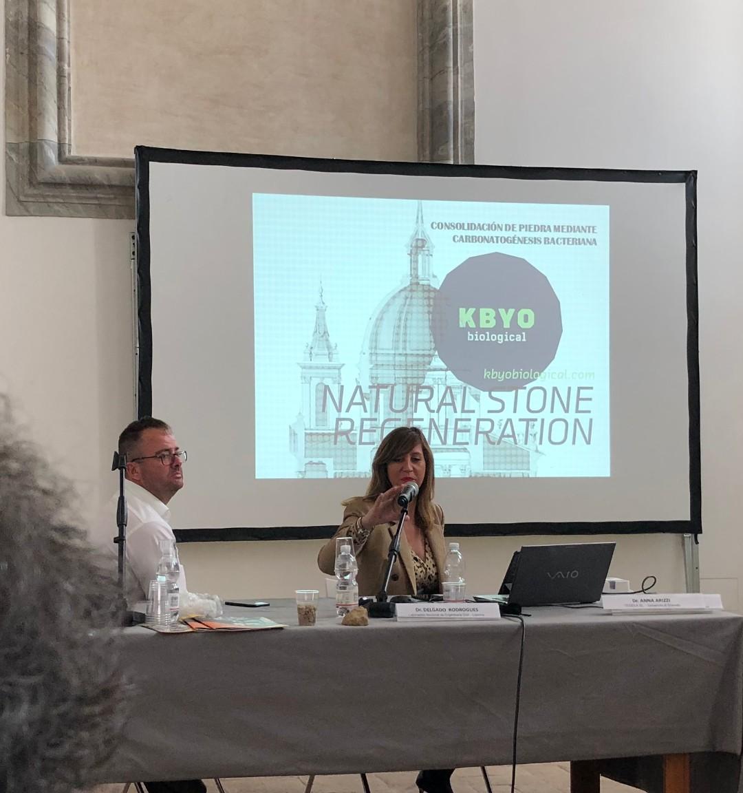 Pepe Cabello (KBYO) - Esperienze di bio-consolidamento in Spagna (2)