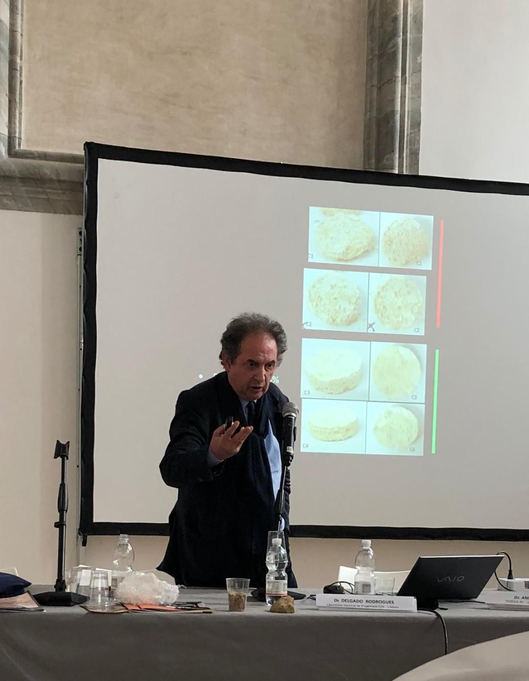Ulderico Santamaria (Universitá della Tuscia - Musei Vaticani) Oppotunità in campi di applicazione specifici (ambienti museali controllati)