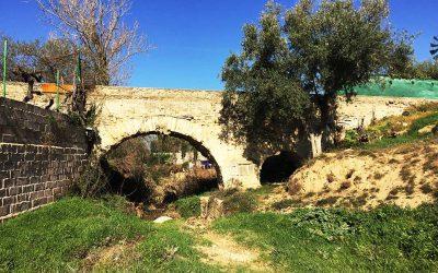 """Historical-artistic study, technical data and history of interventions of """"El Arco"""" Aqueduct in Villa de Otura (Granada) – 2019"""