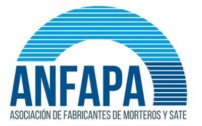 Tesela se incorpora como empresa patrocinadora a ANFAPA (Asociación de Fabricantes de Mortero y SATE)