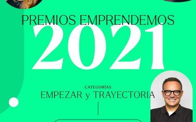 TESELA finalista en los PREMIOS EMPRENDEMOS 2021